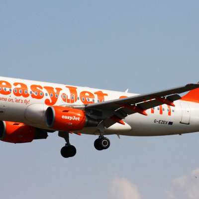EasyJet's Three A320s To Base In Nantes